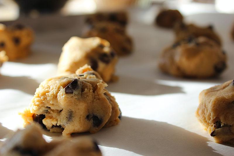 Recette rapide de Cookie au beurre de cacahuète